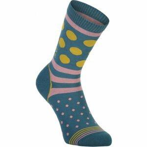 MONS ROYALE ALL ROUNDER CREW  M - Dámske technické merino ponožky