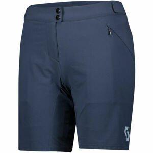 Scott ENDURANCE W  XL - Dámske voľné  šortky s vložkou