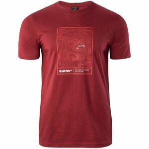 Hi-Tec OPAN  2XL - Pánske tričko
