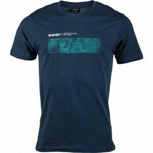Hi-Tec ODAN  S - Pánske tričko