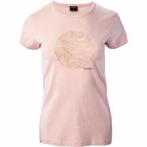 Hi-Tec LADY AKUJA  XL - Dámske tričko