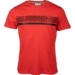 Sergio Tacchini SIMONE  XL - Pánske tričko