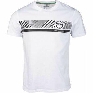 Sergio Tacchini SIMONE  2XL - Pánske tričko