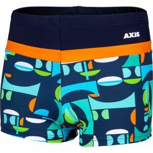 Axis CHLAPECKÉ NOHAVIČKOVÉ MIX  140 - Chlapčenské plavecké šortky