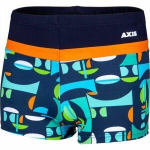 Axis CHLAPECKÉ NOHAVIČKOVÉ MIX  158 - Chlapčenské plavecké šortky