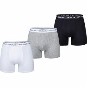 Bula 3PK BOXER  L - Pánske boxerky