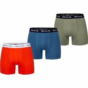 Bula 3PK BOXER  M - Pánske boxerky