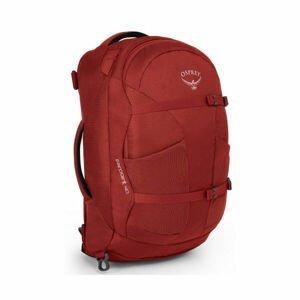Osprey FARPOINT 40 S/M RED   - Cestovný batoh