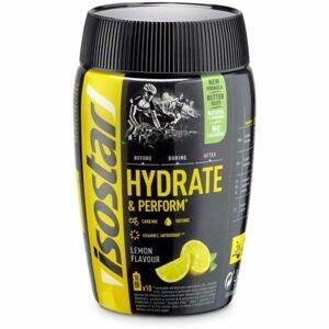 Isostar Hydrate Perform Prášok Citrón   - Izotonický nápoj