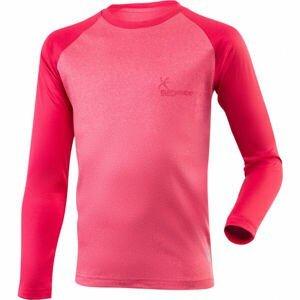 Klimatex SALMA  134 - Detské outdoorové tričko