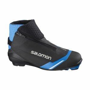 Salomon S/RACE NOCTURNE CLASSIC PLK JR  7.5 - Juniorská obuv na bežky, na klasiku
