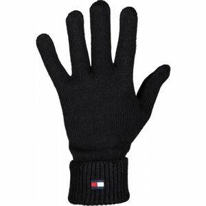 Tommy Hilfiger ESSENTIAL KNIT GLOVES  UNI - Dámske rukavice