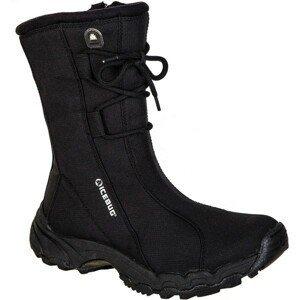Ice Bug CORTINA-W čierna 8.5 - Dámska zimná outdoorová obuv