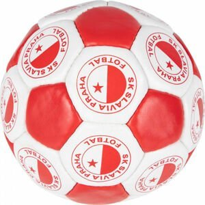 Quick MINI SLAVIA biela  - Mini futbalová lopta