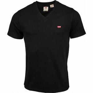 Levi's ORIG HM VNECK DEEP DEPTHS  M - Pánske tričko