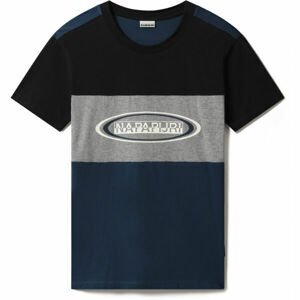 Napapijri SOGY CB SS 2  L - Pánske tričko
