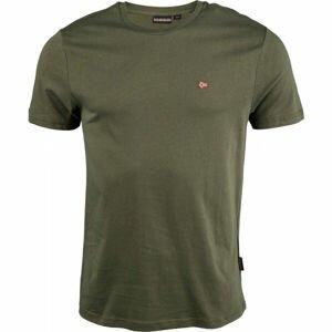 Napapijri SALIS C SS 1  S - Pánske tričko