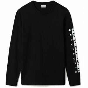 Napapijri SADAS LS  XL - Pánske tričko
