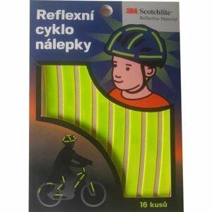 Quick REFLEXNÍ NALEPKY   - Reflexné cyklo nálepky