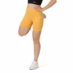 GOLDBEE KRAŤASY BESEAMLESS RIBS  XL - Dámske šortky