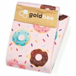 GOLDBEE BEBOOTY PINK DONUTS  L - Odporová posilňovacia guma