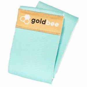 GOLDBEE BEBOOTY ICEGREEN  S - Odporová posilňovacia guma