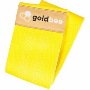 GOLDBEE BEBOOTY YELLOW  L - Odporová posilňovacia guma