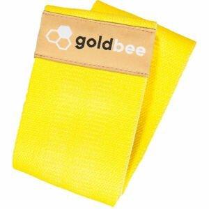 GOLDBEE BEBOOTY YELLOW  S - Odporová posilňovacia guma
