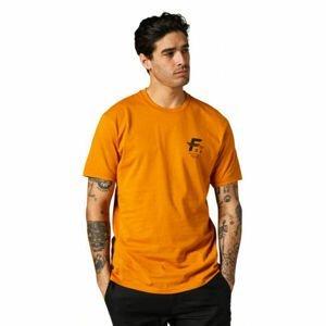 Fox BIG F SS PREMIUM  2XL - Pánske tričko