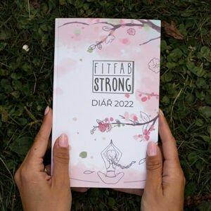 Fitfab Strong DIÁŘ 2022  UNI - Diár