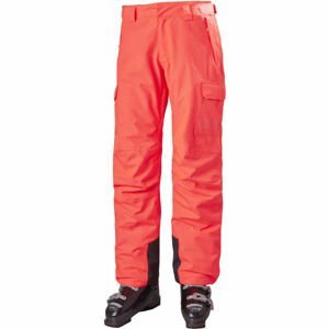Helly Hansen W SWITCH CARGO INSULATED PANT  L - Dámske lyžiarske nohavice