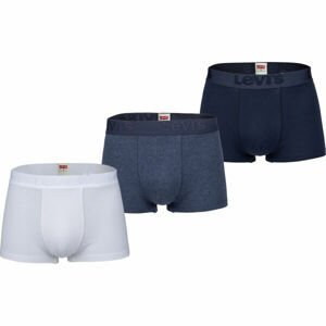 Levi's MEN BACK IN SESSION TRUNK 3P  XL - Pánske boxerky
