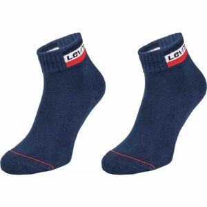 Levi's MID CUT SPRTWR LOGO 2P  43 - 46 - Ponožky