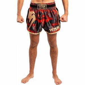 Venum GIANT CAMO MUAY THAI SHORTS  XL - Muay thai šortky