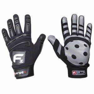 FREEZ GLOVES G-180 SR  S - Florbalové brankárske rukavice