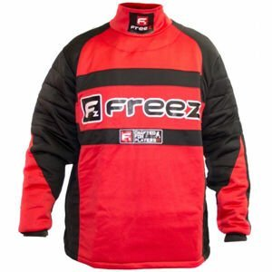 FREEZ Z-80 GOALIE SHIRT  S - Florbalový brankársky dres
