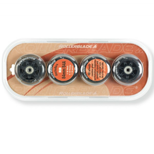 Rollerblade WHEELS PACK 84-84A+SG7   - Sada inline koliesok