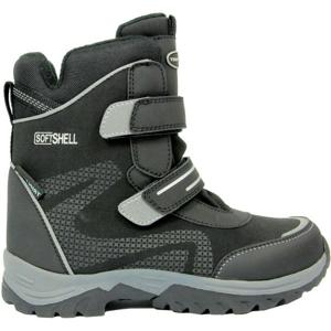 Westport VIDAR čierna 37 - Detská zimná obuv