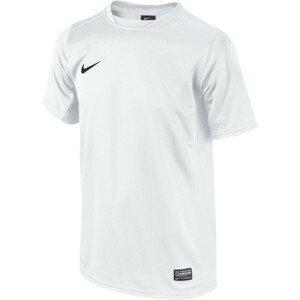 Nike PARK V JERSEY SS YOUTH biela L - Detský futbalový dres