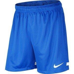 Nike DRI-FIT KNIT SHORT II modrá XXL - Pánske futbalové trenky