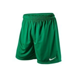 Nike PARK KNIT SHORT WB zelená L - Pánske futbalové trenky