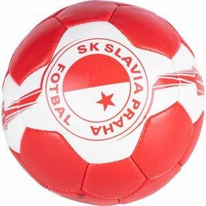 Quick SLAVIA biela 1 - Futbalová lopta