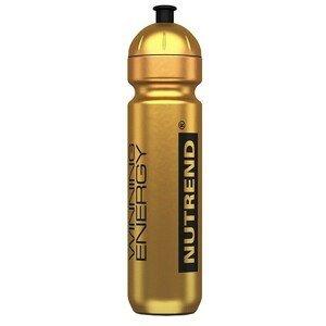 Nutrend BIDON 1L čierna  - Športová fľaša