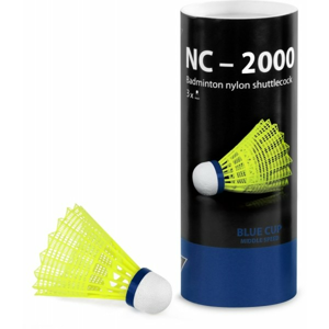 Tregare NC-2000 MEDIUM - 3KS   - Bedmintonové loptičky