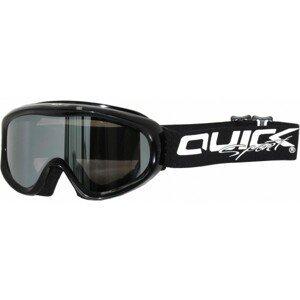 Quick ASG-088 čierna UNI - Lyžiarske okuliare