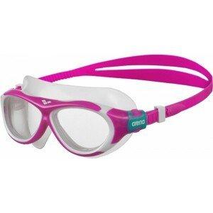 Arena OBLO JR ružová NS - Detské plavecké okuliare