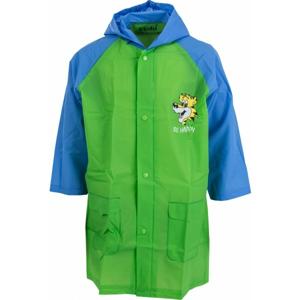 Viola PRŠIPLÁŠŤ zelená 120 - Detský pršiplášť