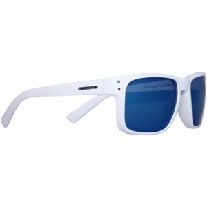 Blizzard RUBBER WHITE GUN DECOR POINTS POL biela  - Slnečné okuliare
