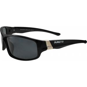 Suretti S5519 čierna  - Športové slnečné okuliare