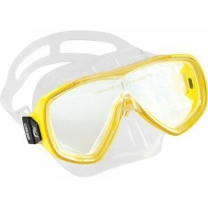 Cressi ONDA žltá NS - Potápačská maska